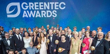 nearBees beim GreenTec Award